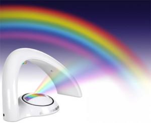 Ночник-проектор радуги