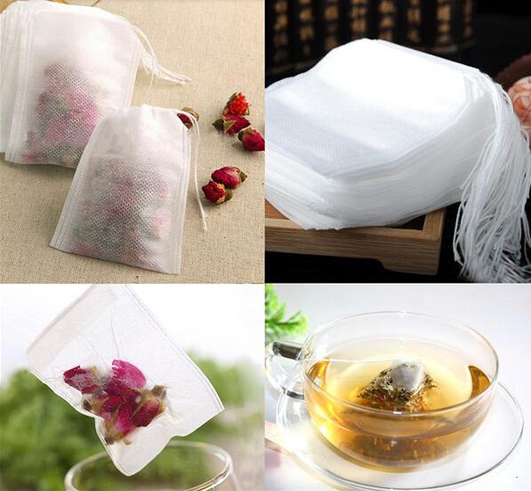 Фильтр-пакеты для чая, трав (пустой чайный пакетик) HD96