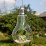 Ваза лампочка