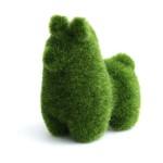Альпака из искусственной травы