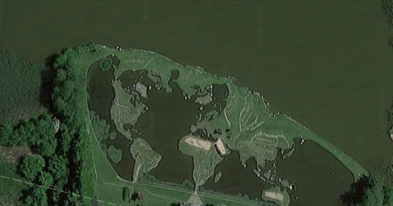 Уникальная карта за 25 лет