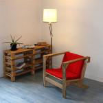 Столики, тумбочки, стулья (любых размеров и стилей) из поддонов