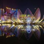 Центр Лотос в Китайском городе Чанчжоу