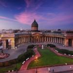 Благоустройство Санкт-Петербурга