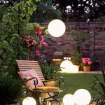 Подсветка места для отдыха