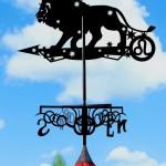 Флюгер: украшение дома и оберег