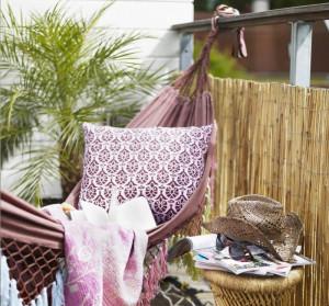 Обустройство летнего балкона
