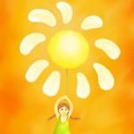 Солнышко в подарок