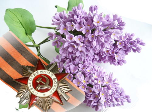 С Днем Победы! Спасибо за Мир!