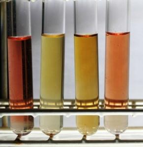 Определение кислотности почвы при помощи химических реагентов