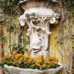 Классический испанский сад