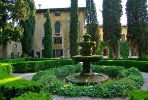 Старинные палаццо Вероны
