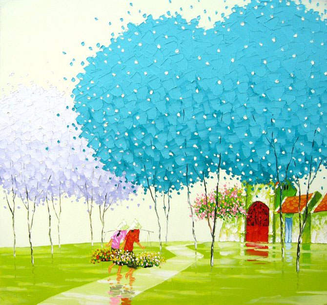 Картина Phan Thu Trang