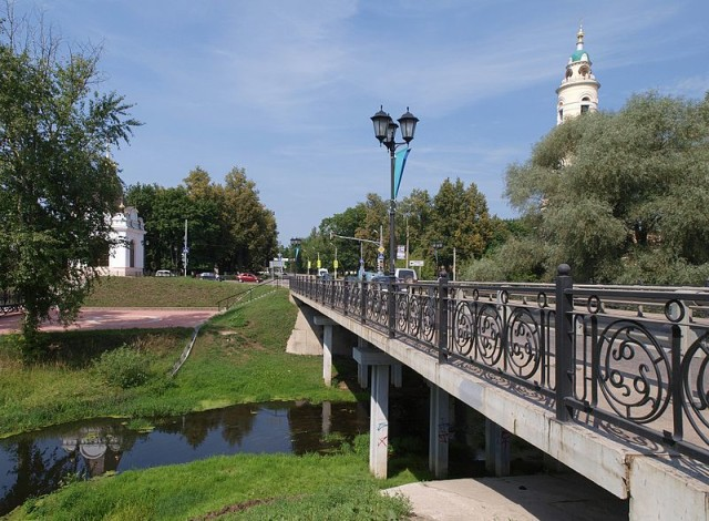 Парк городского поселения Павловский Посад