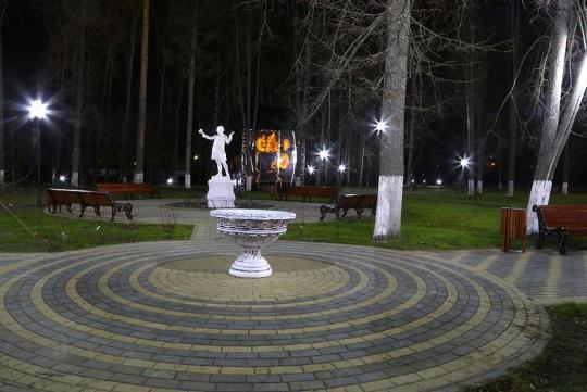 Парк отдыха «Вербилки» в Талдомском районе