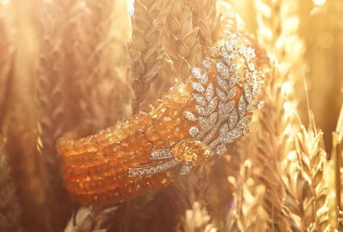 Пшеничное поле от Chanel