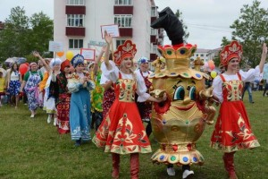 Фестиваль русского чая в Меховицах