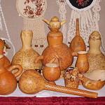 Лагенария обыкновенная, или Горлянка, Калабас, Калебаса, Калабаш (Lagenaria siceraria)