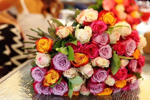 Новинки эквадорских роз представили в Москве
