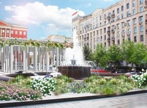 Объявлен старт конкурса «Москва. Цветы. Сладости»