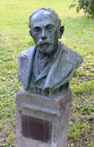 Рис. 1. Первый директор сада – Пьетро Ромуальдо Пиротта (1853–1936)