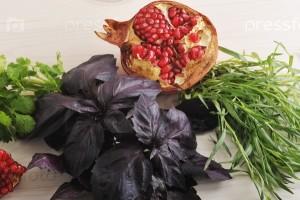 Купить семена, растение – Базилик Пурпур